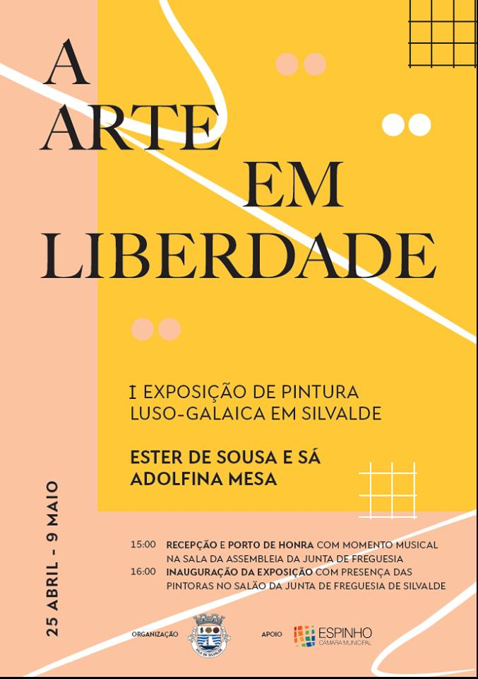 Exposição   A Arte em Liberdade