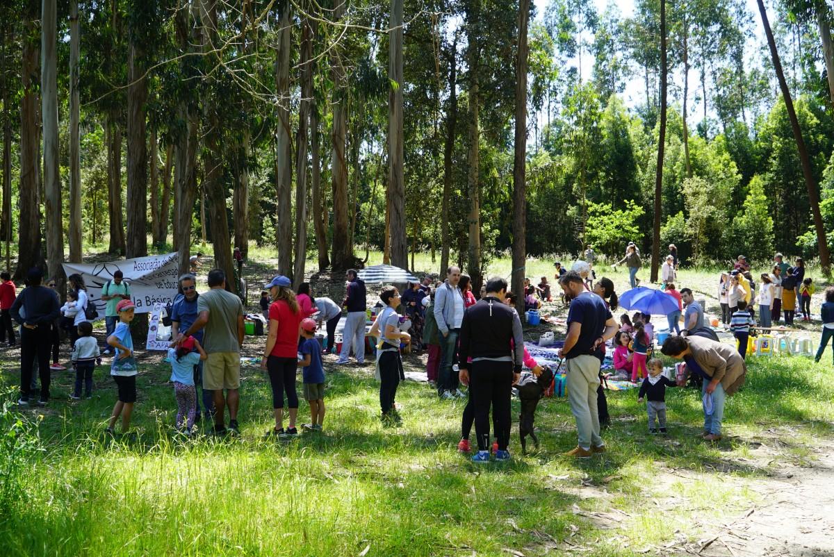 Caminha e PicNic pela FCAPE e Associação de Pais da EB Anta