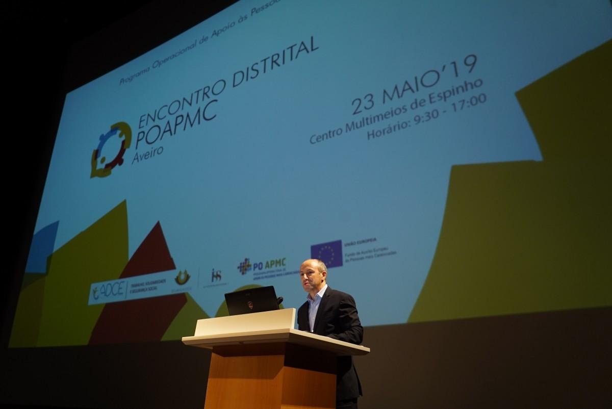 ADCE organizou Encontro Distrital PO APMC – Aveiro