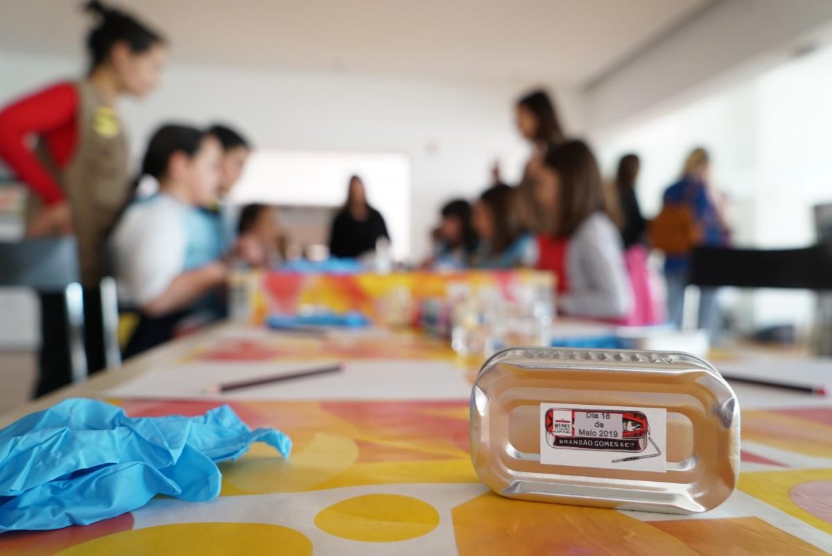 CME organiza workshops no Dia Internacional dos Museus
