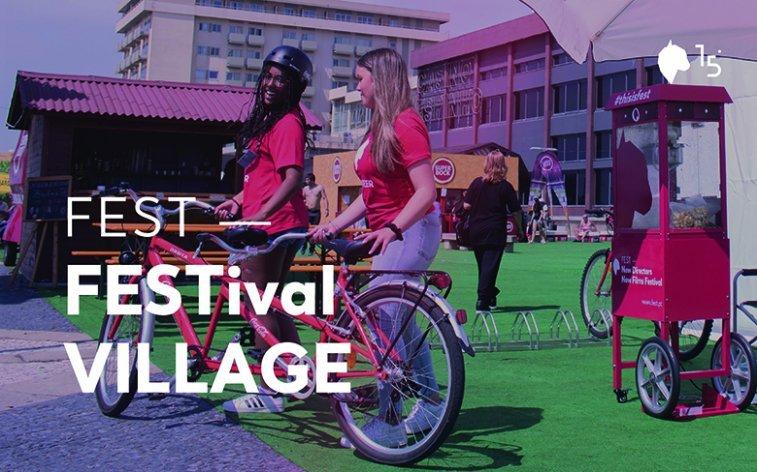 Festival Village – Espinho 2019