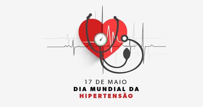 Comemoração do Dia Mundial da Hipertensão