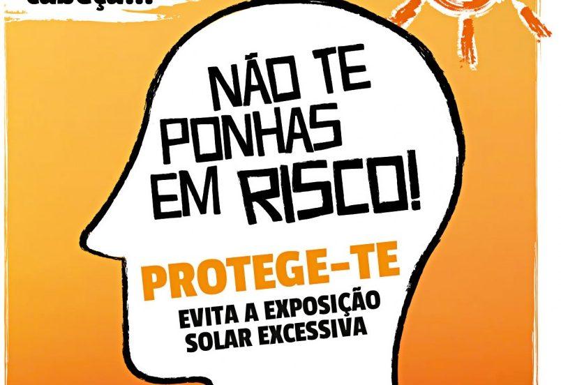Protege-te e evita a exposição solar excessiva