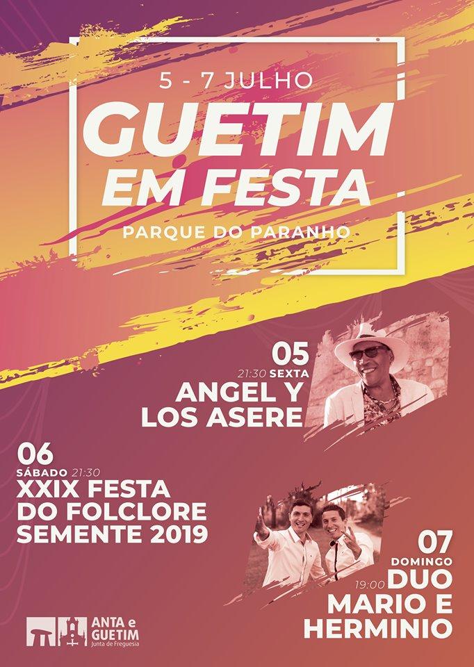Guetim em Festa 2019