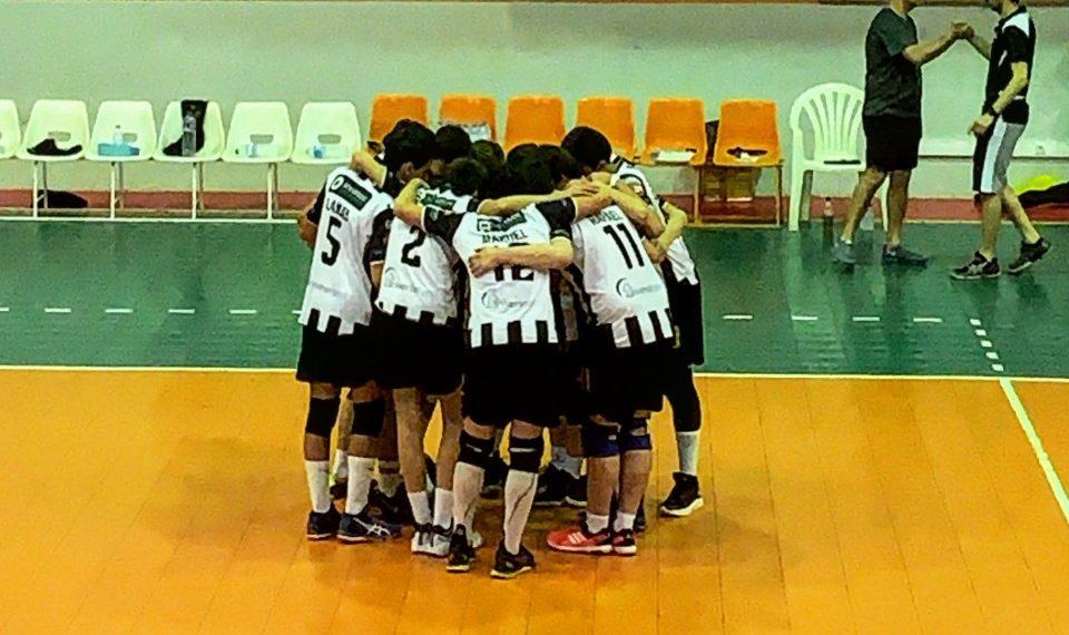 Voleibol SCE: Iniciados são Vice-Campeões Nacionais!