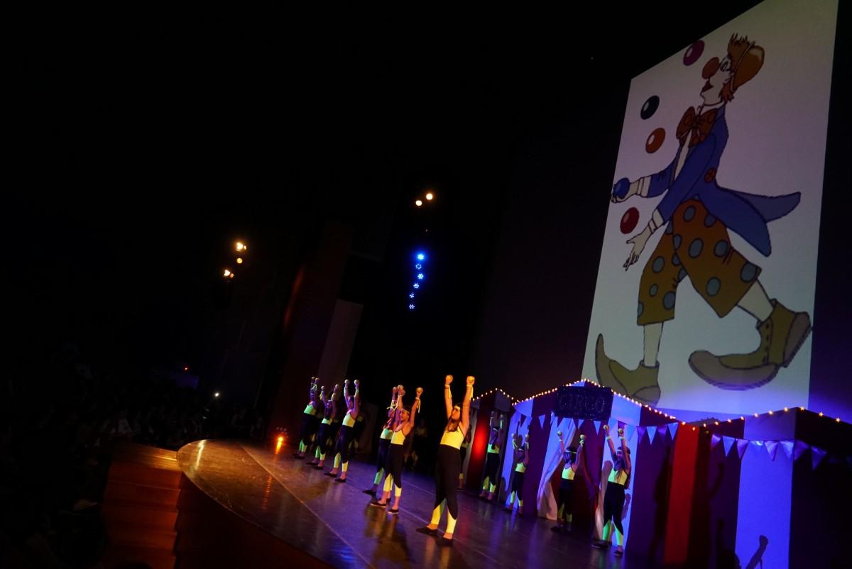 Circus Dance Show pela MTV Dance Academy