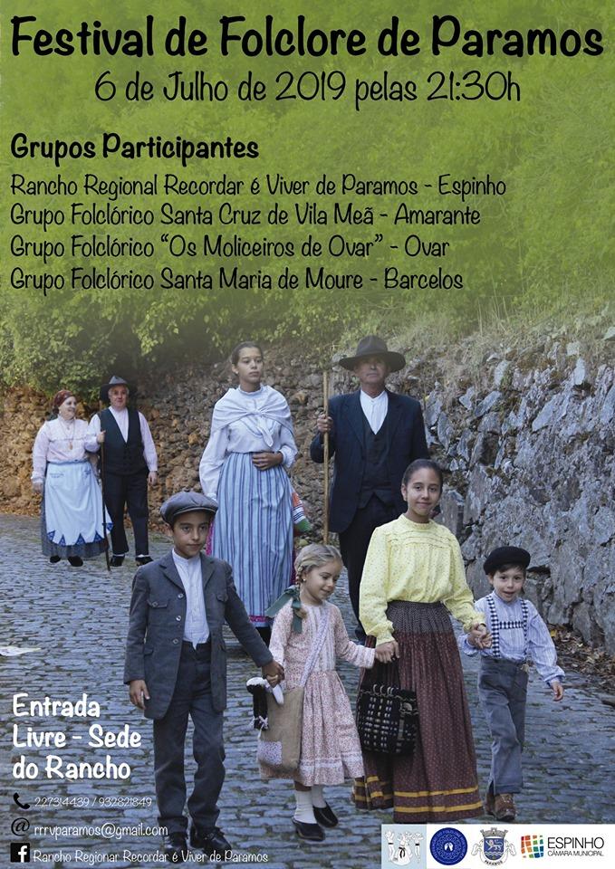Festival de Folclore de Paramos 2019