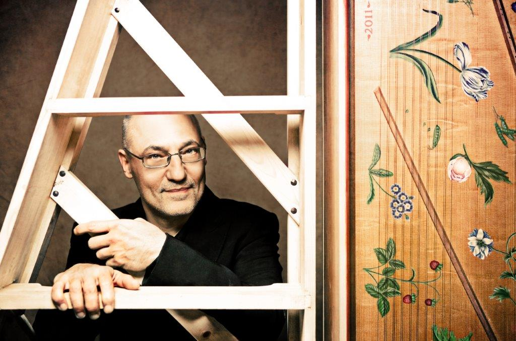 FIME: O pianoforte pelas mãos de Andreas Staier