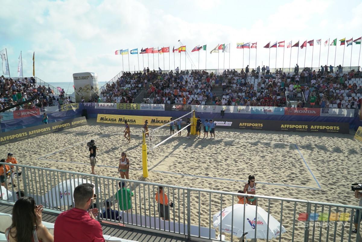 Etapa do Circuito Mundial de Voleibol de Praia – FIVB 2019