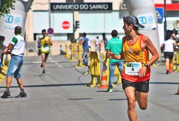 Atletismo: André Guimarães termina época 2018/19 sendo Campeão de Estrada por Equipas