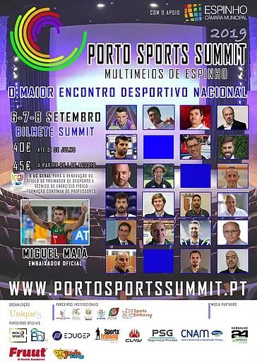 Portugal Sports Summit – Espinho 2019