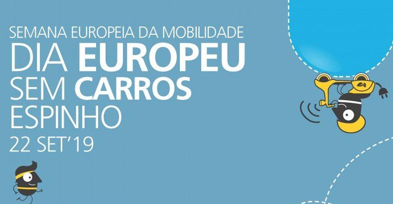 Semana Europeia da Mobilidade – Dia Europeu Sem Carros 2019
