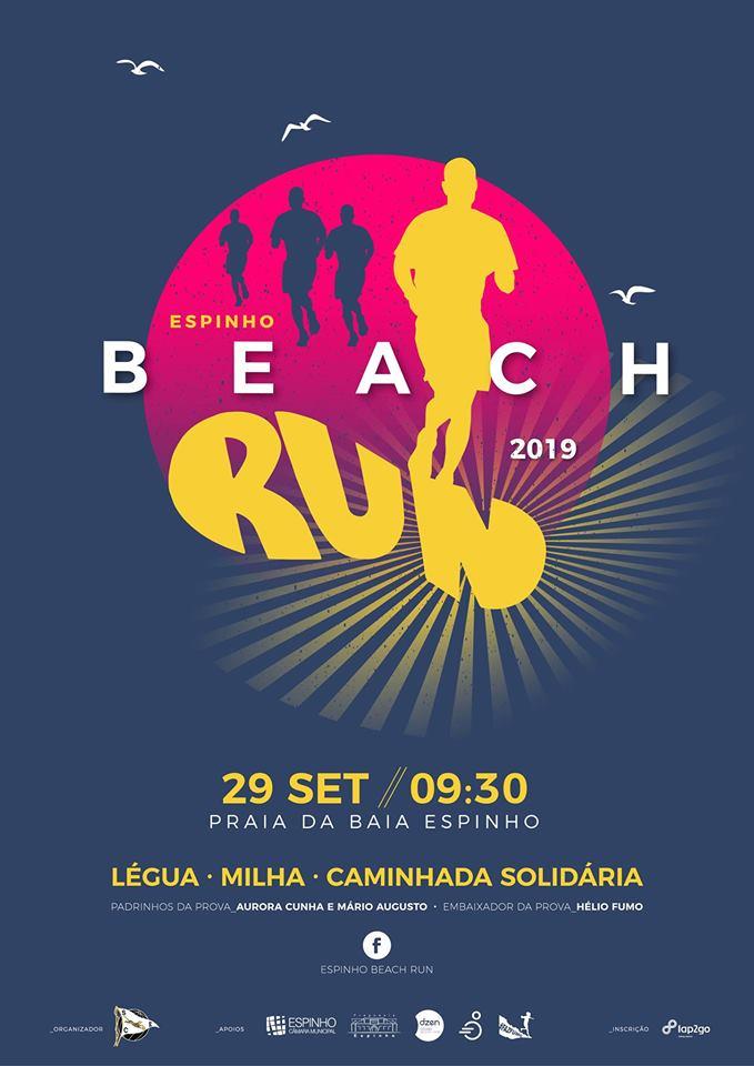 Beach Run Espinho 2019