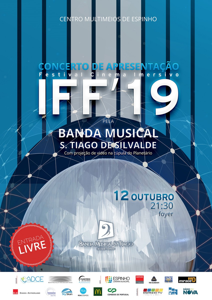 Concerto de Apresentação do IFF 2019