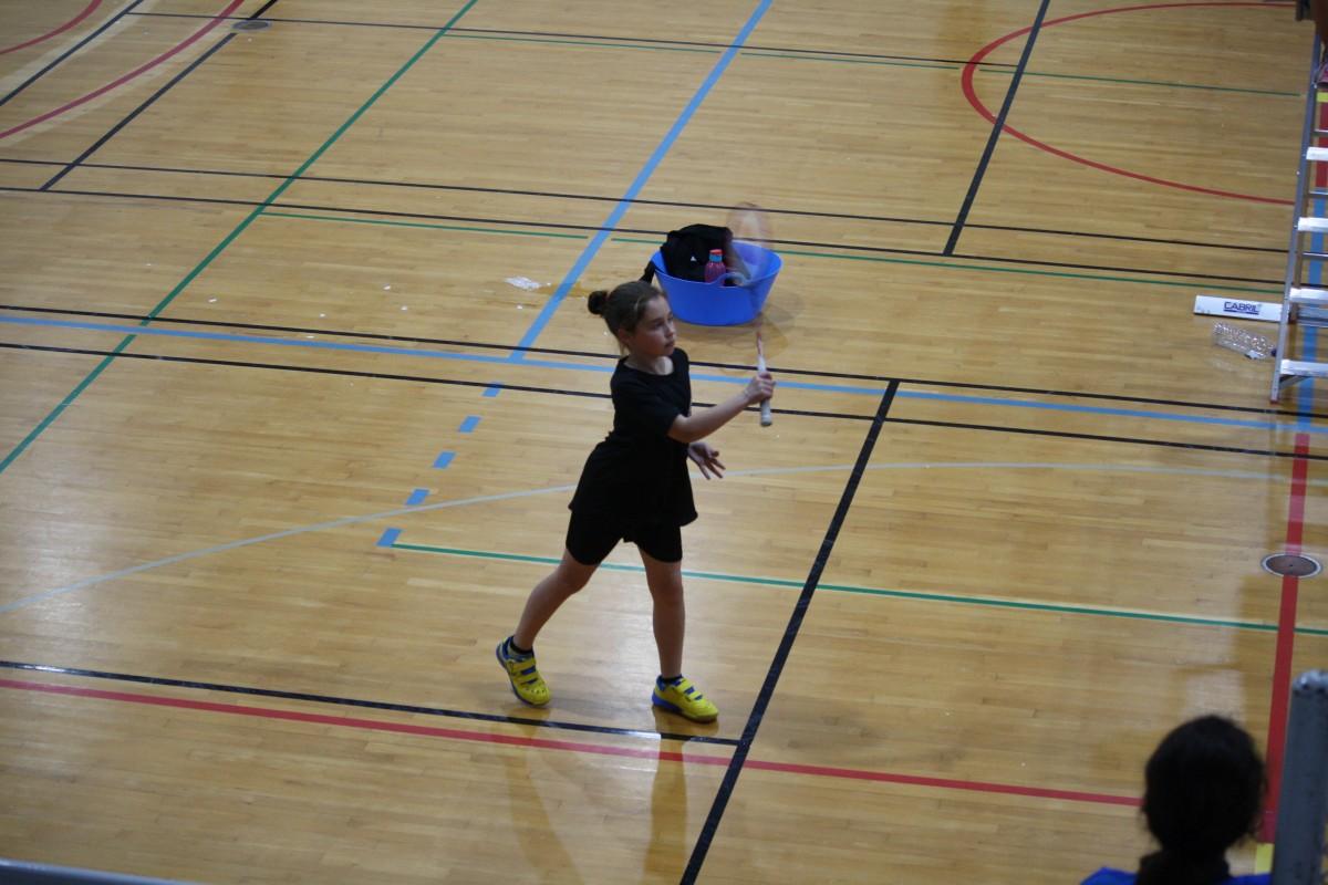 Badminton AAE:  2ª Jornada Nacional Não Sénior – Fase Nacional – Calda da Rainha