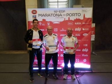 Atletismo do Rio Largo na 15º Maratona do Porto