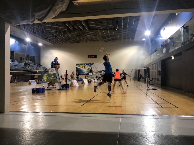 Badminton NGD: 2ª jornada nacional de seniores