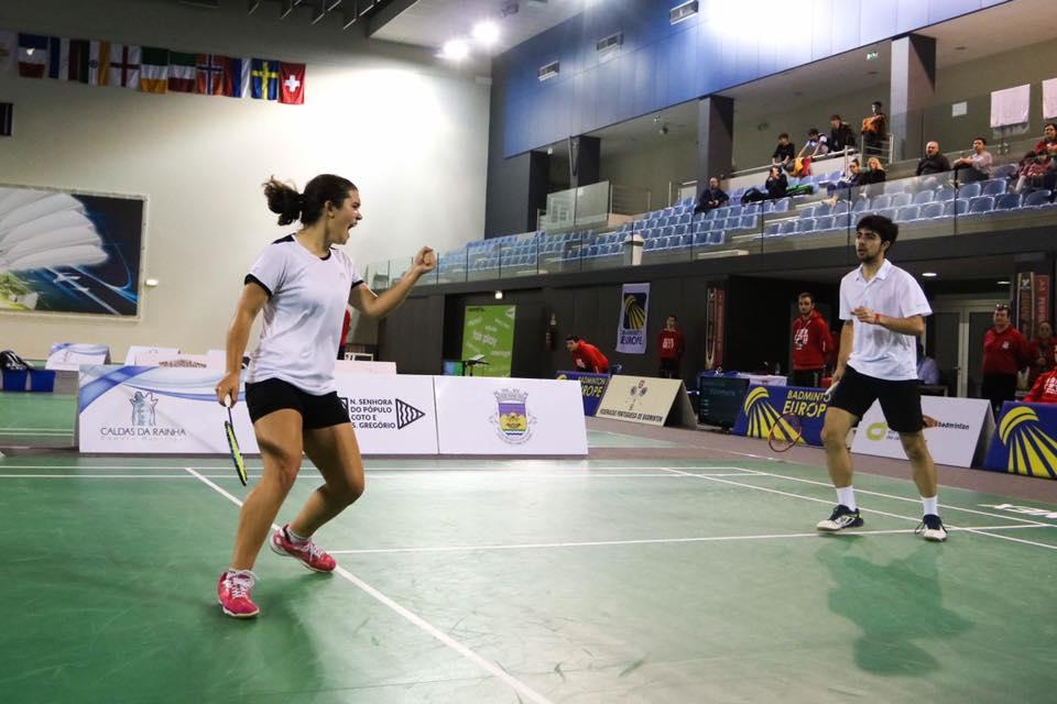 Badminton AAE: XI Portuguese International Junior Championships 2019 – Caldas da Rainha